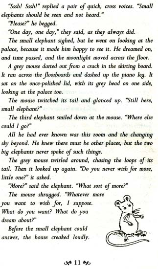 The Third Elephant by Penny Dolan - page 11
